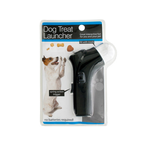 Dog Treat Launcher with Spring Action Trigger - BD Luxe Dogs & Supplies - 1