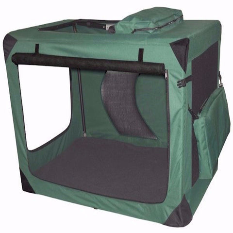 Generation II Deluxe Portable Soft Crate - Extra Large - BD Luxe Dogs & Supplies