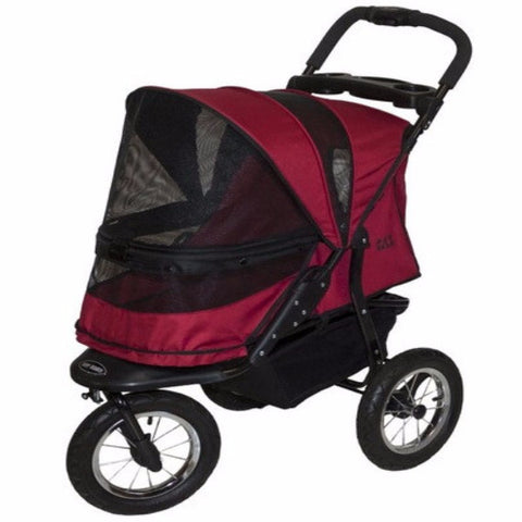 Deluxe 3 in 1 Pet Stroller - BD Luxe Dogs & Supplies