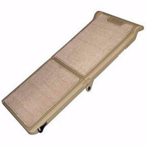 Carpeted Bi-Fold Half Ramp - BD Luxe Dogs & Supplies
