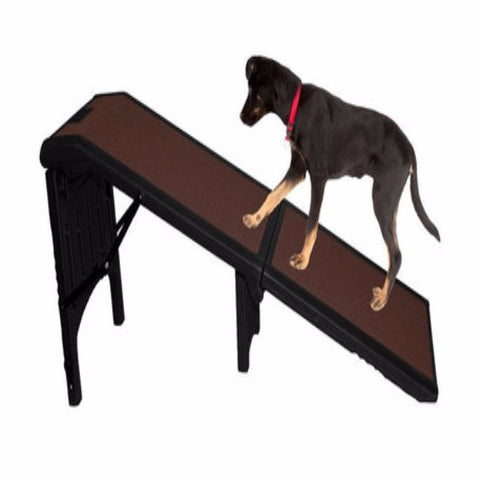 Free-Standing Extra Wide Pet Ramp - BD Luxe Dogs & Supplies