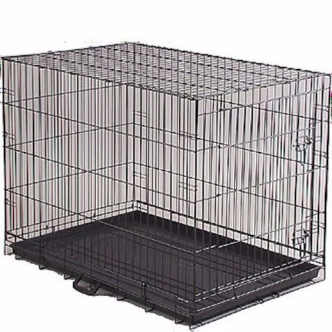 Economy Dog Crate - Extra Small - BD Luxe Dogs & Supplies