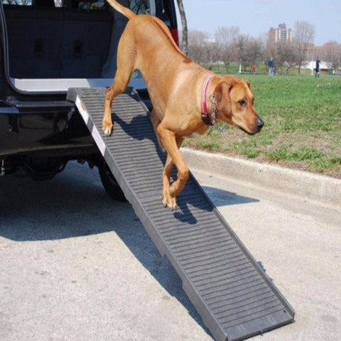 Deluxe Telescoping Dog Ramp - BD Luxe Dogs & Supplies