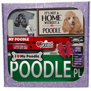 Poodle Lover Gift Box - BD Luxe Dogs & Supplies