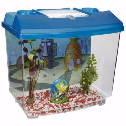 SpongeBob Aquarium Kit - BD Luxe Dogs & Supplies