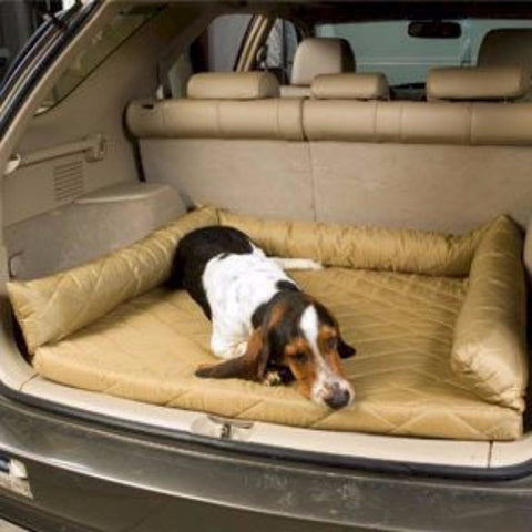 SUV Cargo Liner and Bed - BD Luxe Dogs & Supplies