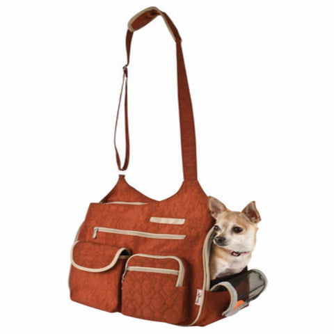 Hudson Pet Tote - BD Luxe Dogs & Supplies