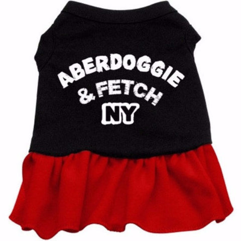 Aberdoggie NY Dog Dress - BD Luxe Dogs & Supplies