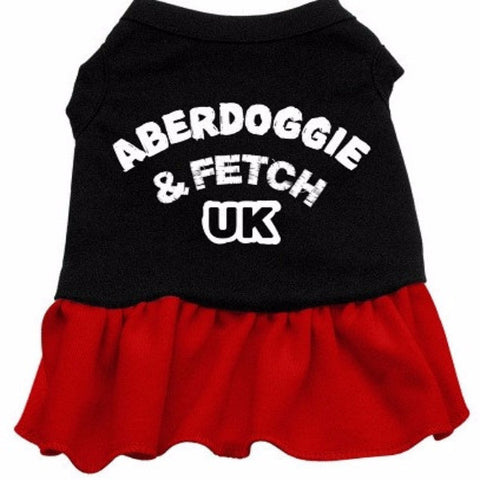 Aberdoggie UK Dog Dress - BD Luxe Dogs & Supplies