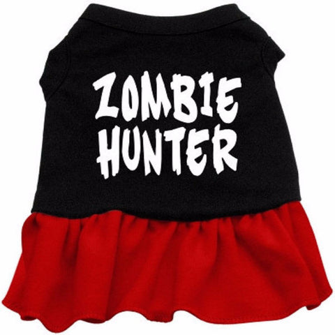 Zombie Hunter Dog Dress  5.00% Off Auto renew - BD Luxe Dogs & Supplies