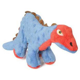 GO DOG BLUE STEGOSAURUS WITH CHEWGUARD TECHNOLOGY - BD Luxe Dogs & Supplies