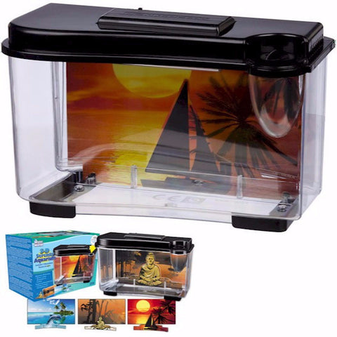 Water World 3D Serenity Aquarium - BD Luxe Dogs & Supplies