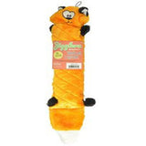 ZIPPY PAWS JIGGLERZ FOX - SHAKE SQUEAK N CRACKLE TOY
