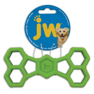 JW PET HOL-EE BONE SMALL ASSORTED COLORS - BD Luxe Dogs & Supplies - 1