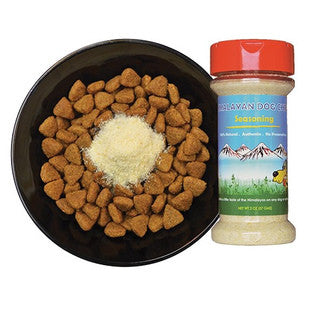 HIMALAYAN DOG CHEW FOOD TOPPER SEASONING 2OZ - BD Luxe Dogs & Supplies
