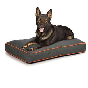 INSECT SHIELD ULTRA DOG BED GRAY LARGE 42 INCH - BD Luxe Dogs & Supplies - 1