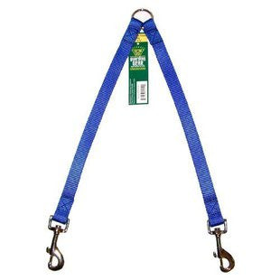 GUARDIAN GEAR BLUE 2 WAY DOG COUPLER 24 INCH - BD Luxe Dogs & Supplies