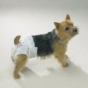 CLEAN GO PET DISPOSABLE DOGGY DIAPERS - BD Luxe Dogs & Supplies