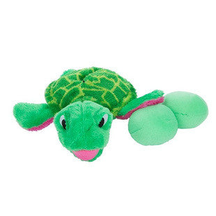 OUTWARD HOUND EGG BABIES TURTLE BRAIN TEASER DOG TOY - BD Luxe Dogs & Supplies