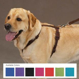 NYLON ADJUSTABLE DOG HARNESS