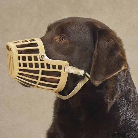 BASKET DOG MUZZLE - BD Luxe Dogs & Supplies - 1