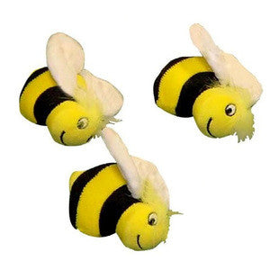 3 PACK BEES REPLACEMENTS FOR HIDE A BEE - BD Luxe Dogs & Supplies