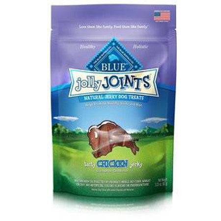 BLUE BUFFALO JOLLY JOINTS CHICKEN JERKY TREATS 3.25OZ