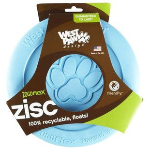 BLUE WEST PAW DESIGNS ZOGOFLEX ZISC FLYER - BD Luxe Dogs & Supplies