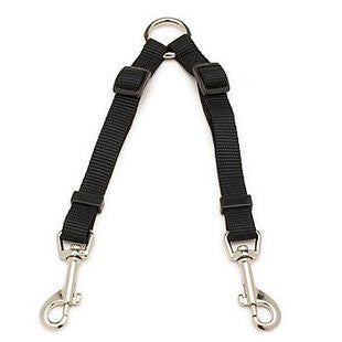 TAKE TWO ADJUSTABLE COUPLER SMALL TO MEDIUM DOGS - BD Luxe Dogs & Supplies - 1