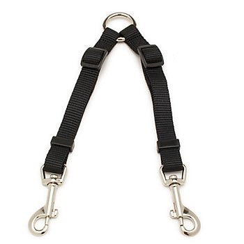 TAKE TWO ADJUSTABLE COUPLER MEDIUM TO LARGE DOGS - BD Luxe Dogs & Supplies - 1