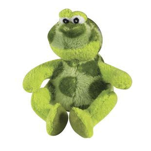 MEDIUM CROAKERS THE FROG TALKING DOG TOY - BD Luxe Dogs & Supplies