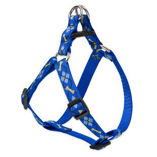 DAPPER DOG LUPINE LIFETIME GUARANTEED STEP IN DOG HARNESS - BD Luxe Dogs & Supplies - 1