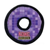 KONG BALLISTIC ASSORTED EXTRA LARGE PLUSH RING DOG TOY