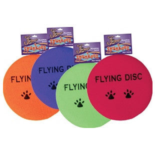 7 INCH ULTRA LIGHT TENNIS FRISBEE TOY - BD Luxe Dogs & Supplies