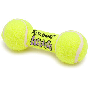 AIR KONG DUMBBELL SQUEAKER DOG TOY - BD Luxe Dogs & Supplies