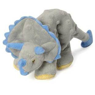 GO DOG GRAY TRICERATOPS WITH CHEWGUARD TECHNOLOGY - BD Luxe Dogs & Supplies