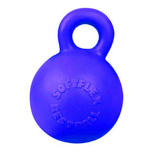 7 INCH BLUE GRIPPER DOG TOY - BD Luxe Dogs & Supplies - 1