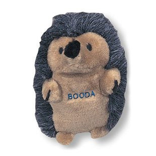 "BOODA LARGE 7"" TERRY HEDGEHOG TOY - BD Luxe Dogs & Supplies"