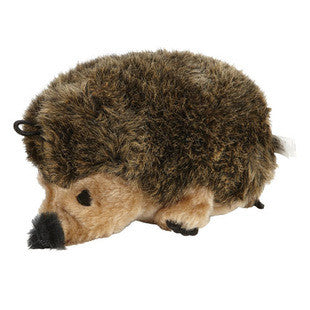 "ASPEN PET LARGE 7"" HEDGEHOG GRUNTING TOY - BD Luxe Dogs & Supplies"