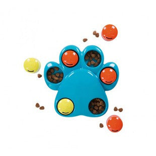 OUTWARD HOUND PAW HIDE FOOD PUZZLE DOG TOY - BD Luxe Dogs & Supplies - 1