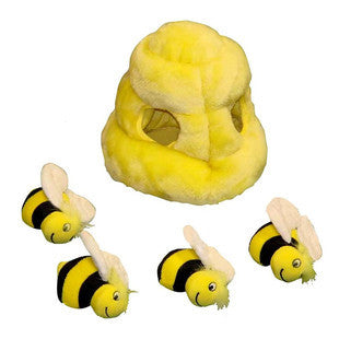 OUTWARD HOUND LARGE HIDE A BEE PUZZLE TOY - BD Luxe Dogs & Supplies - 1