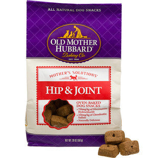 OLD MOTHER HUBBARD HIP AND JOINT DOG BISCUIT TREATS 20OZ - BD Luxe Dogs & Supplies