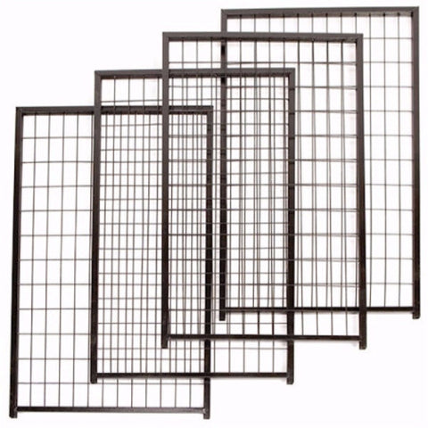 Cottageview Dog Kennel Expansion Panels - BD Luxe Dogs & Supplies