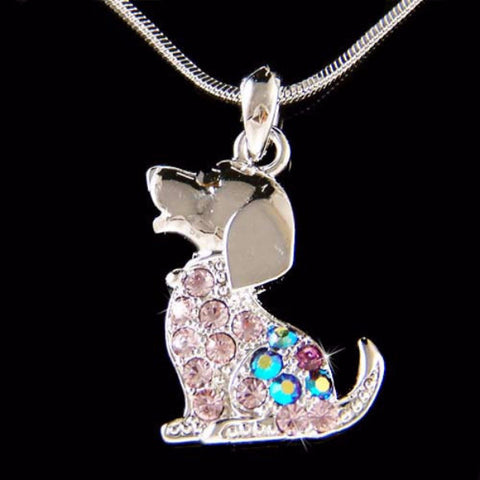 Chain Necklace Jewelry Animal Lover - BD Luxe Dogs & Supplies