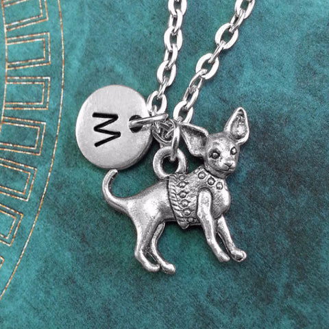 Chihuahua Necklace - BD Luxe Dogs & Supplies - 1