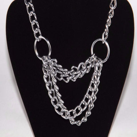Choke Chain Necklace - BD Luxe Dogs & Supplies - 1