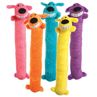 MULTIPET LOOFA DOG 6 INCH DOG TOY - BD Luxe Dogs & Supplies
