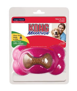 SMALL KONG MARATHON BONE WITH TREAT FOR DOGS