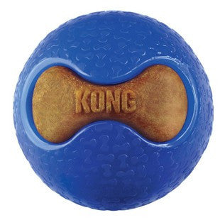LARGE KONG MARATHON BALL WITH TREAT FOR DOGS