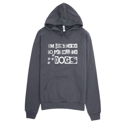 PET THE DOGS Hoodie - BD Luxe Dogs & Supplies - 1